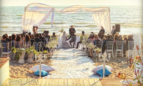 Tendenze 2016: il matrimonio in spiaggia