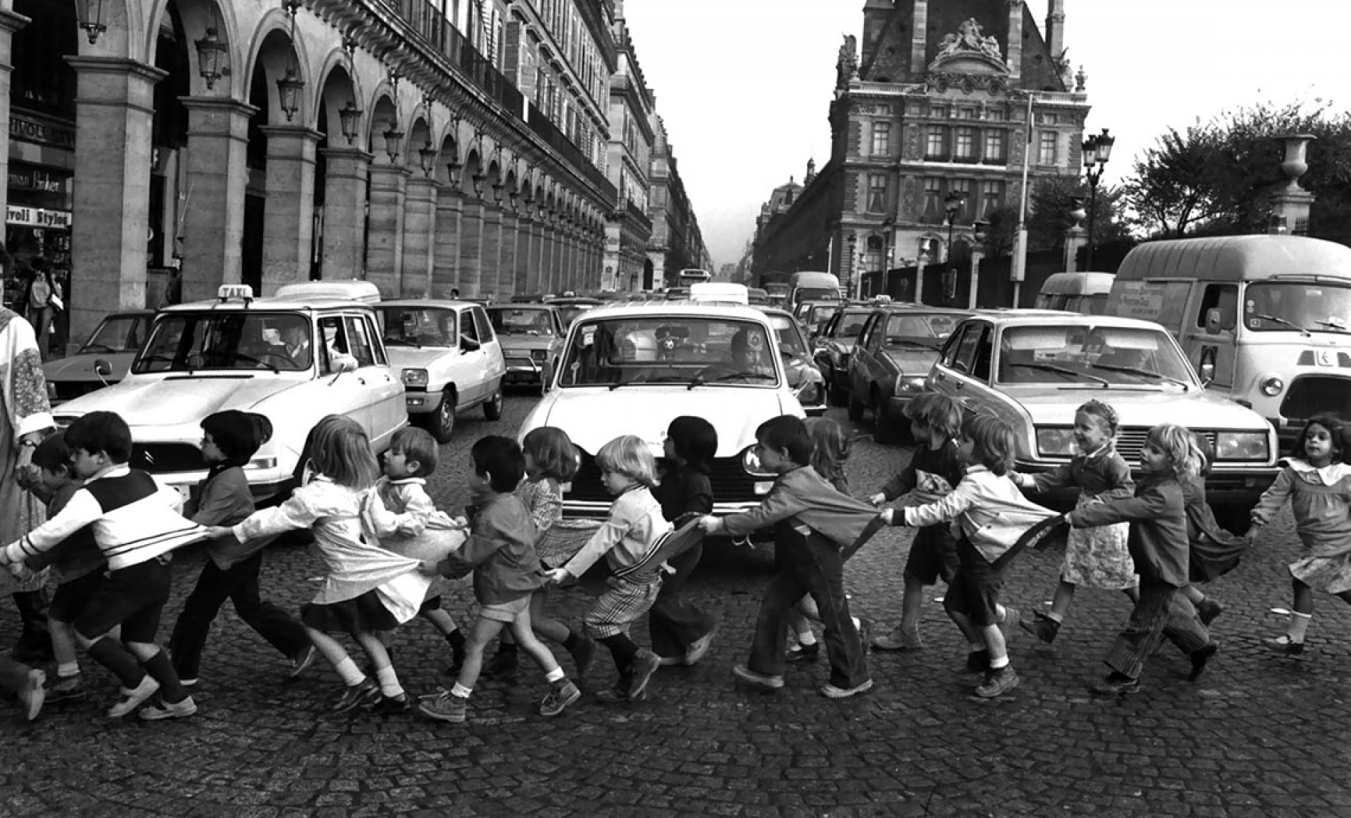 Robert Doisneau: il padre della moderna fotografia