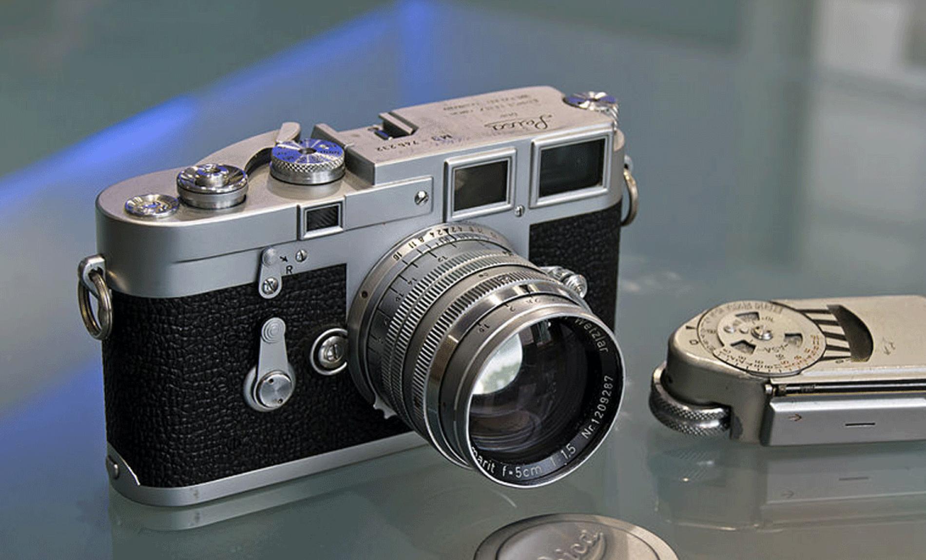 5 macchine fotografiche che hanno fatto storia