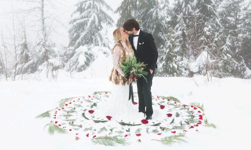 5 buoni motivi per sposarsi d'inverno