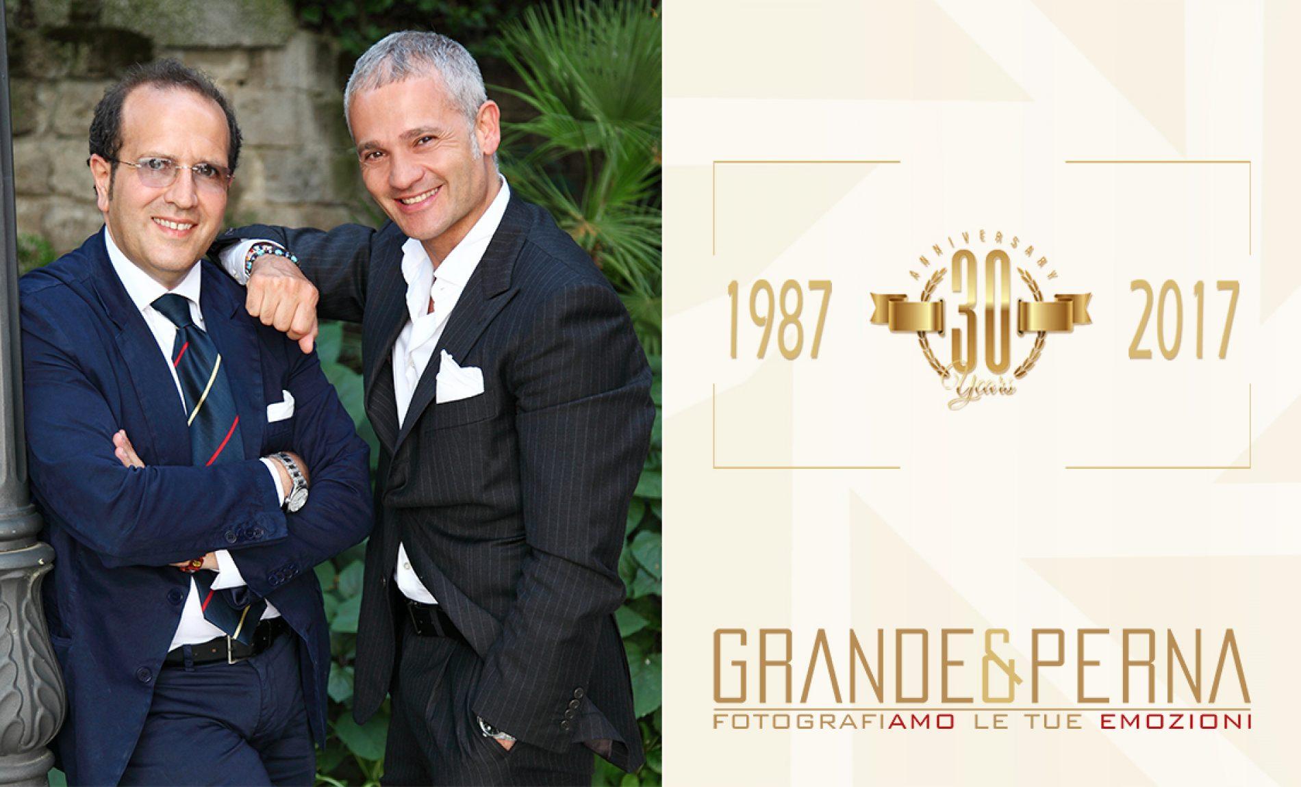 Un augurio speciale per il nostro 30° anniversario!