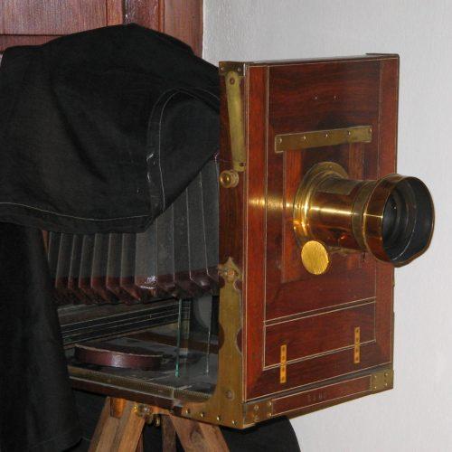 Quando è nata la macchina fotografica?