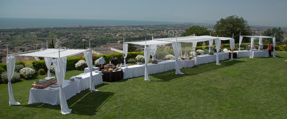 Villa Posillipo Bacoli Matrimoni