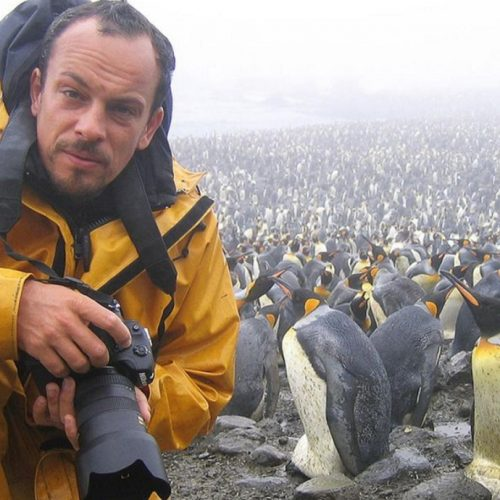 Stefano Unterthiner: un italiano per National Geographic