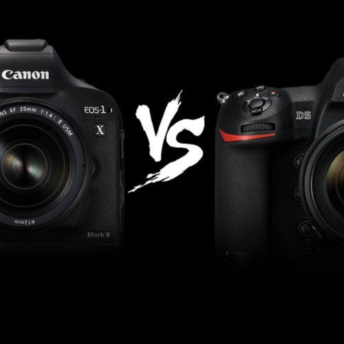 Canon o Nikon? L'eterno dilemma di chi si approccia alla fotografia