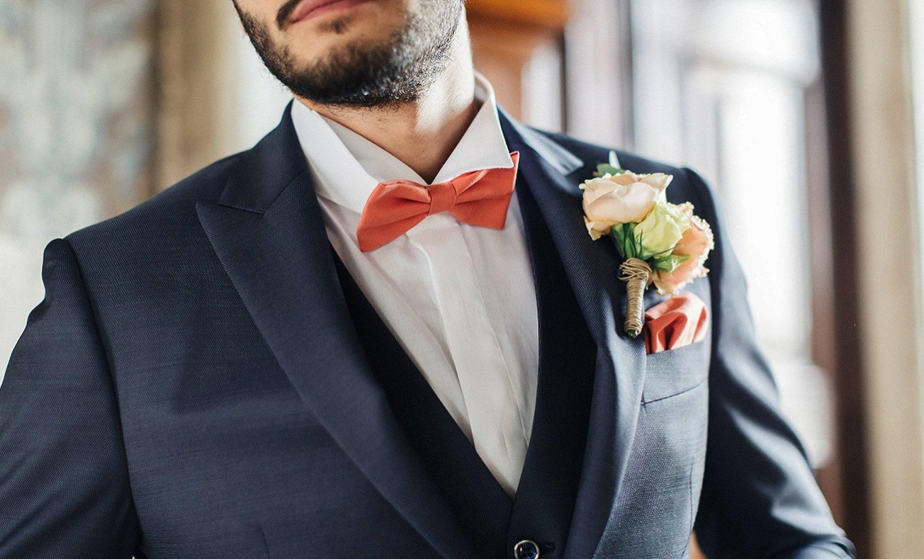 Moda sposo: ecco perché indossare il papillon