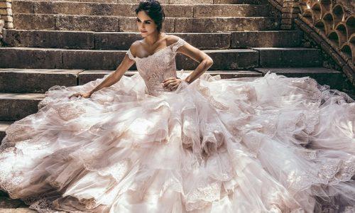 Tutti i tipi di bianco per il tuo abito da sposa: scopri le differenze